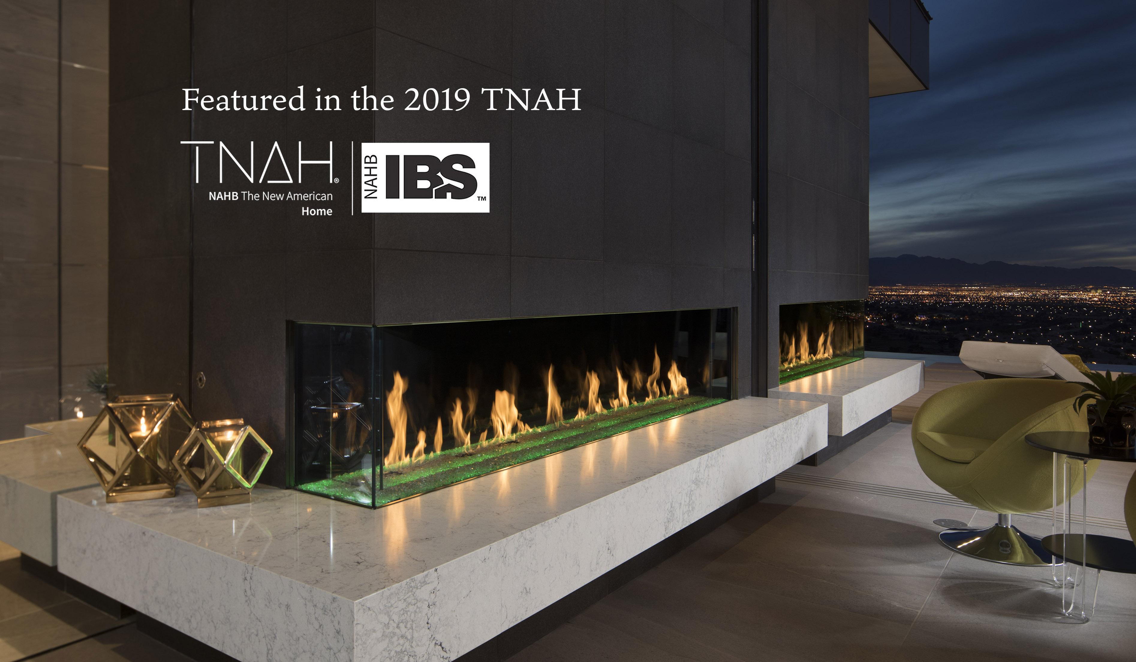 Davinci Custom Fireplaces Modern Fireplace